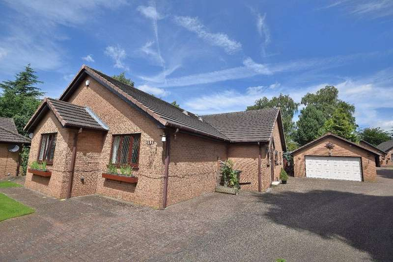 3 Bedrooms Detached Bungalow for sale in Anglesey Water Off Angelsey Drive, Poynton