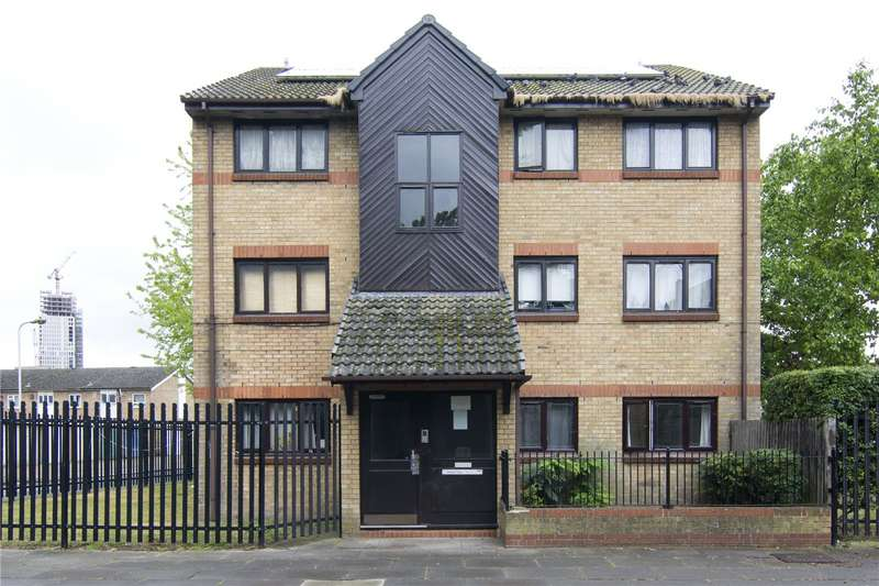 2 Bedrooms Flat for sale in Maldon Close, London, E15