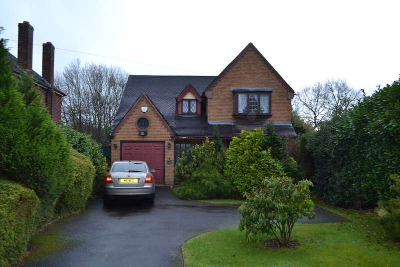 3 Bedrooms Detached House for sale in Wolverhampton Road, Pelsall, WS3