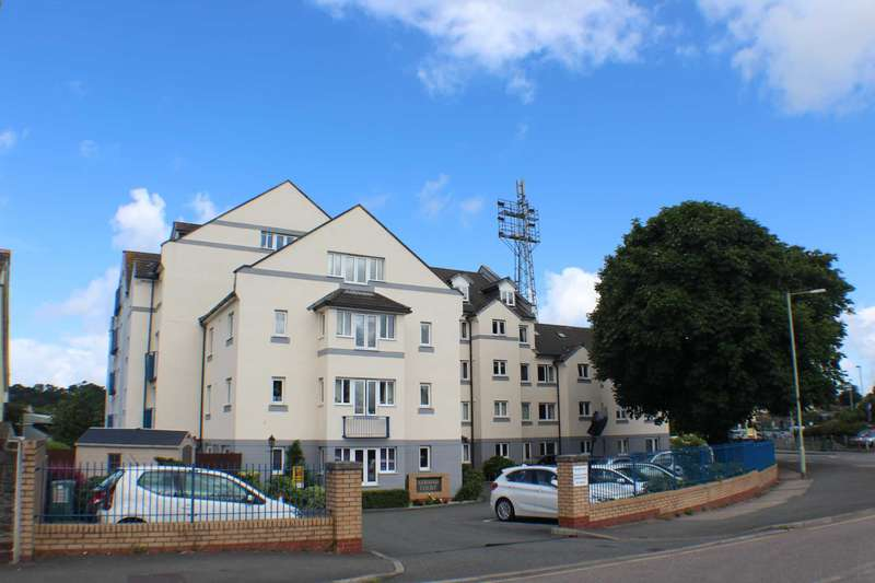 2 Bedrooms Retirement Property for sale in Strand Court, Bideford