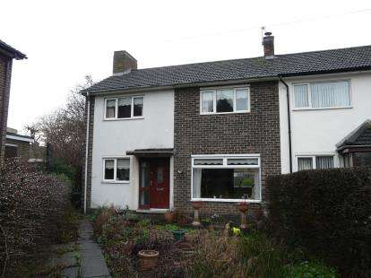 3 Bedrooms End Of Terrace House for sale in Oakleigh Avenue, Chaddesden, Derbyshire