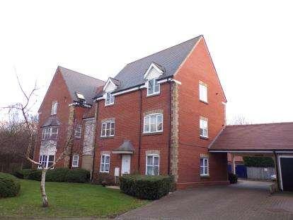 2 Bedrooms Flat for sale in Noak Bridge, Laindon, Essex