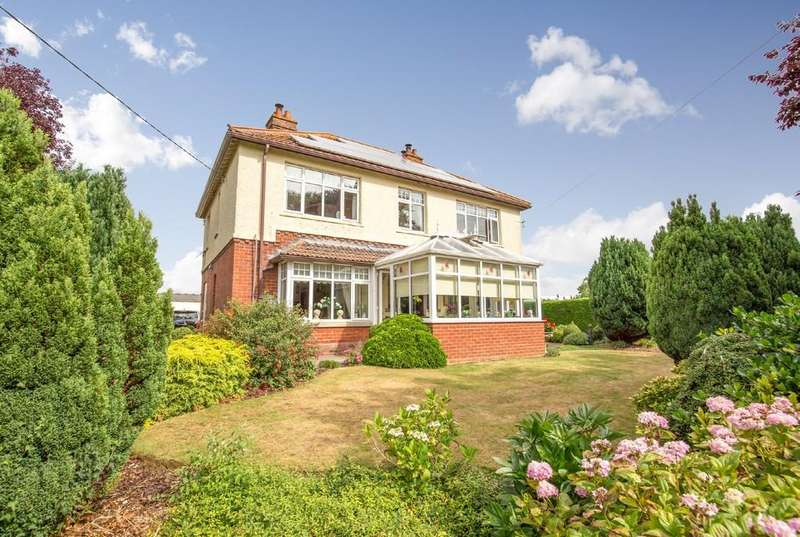 5 Bedrooms Detached House for sale in The Ham, Westbury