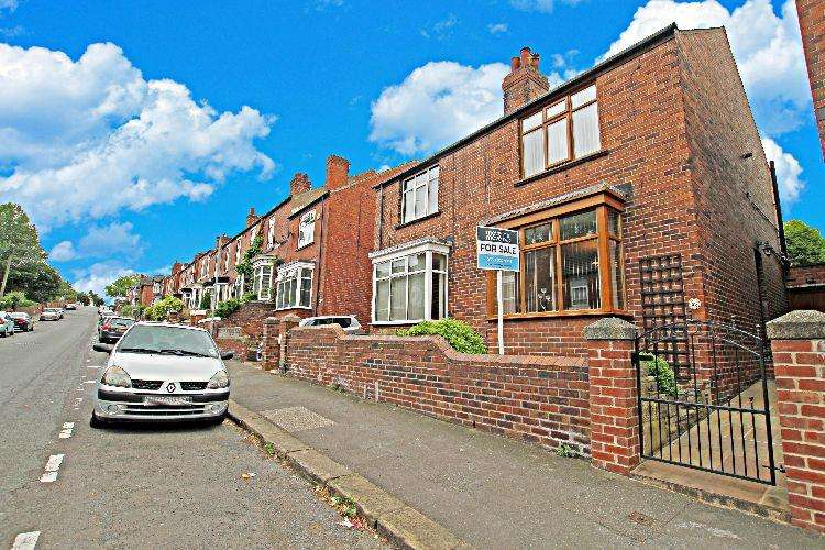 2 Bedrooms Semi Detached House for sale in Bradgate Lane Rotherham South Yorkshire