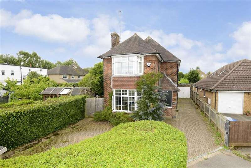 4 Bedrooms Detached House for sale in Paradise Avenue, Kettering