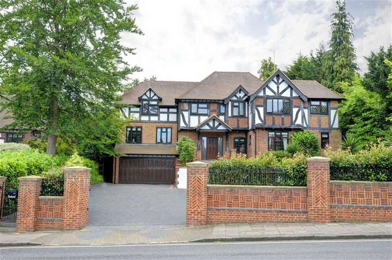 6 Bedrooms Detached House for sale in Chislehurst Road, Chislehurst, Kent