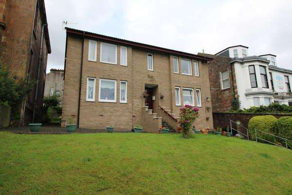 1 Bedroom Flat for sale in 5D Houston Street, Greenock, PA16 8DA