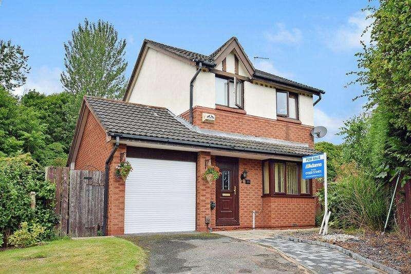 3 Bedrooms Detached House for sale in Adlington Road, Norton Brow