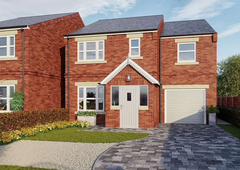 4 Bedrooms Detached House for sale in Sprotbrough Road, Sprotbrough DN5