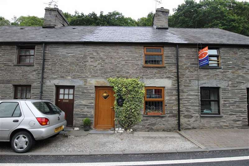 3 Bedrooms Terraced House for sale in Tanyfoel, Eglwys Fach, Machynlleth