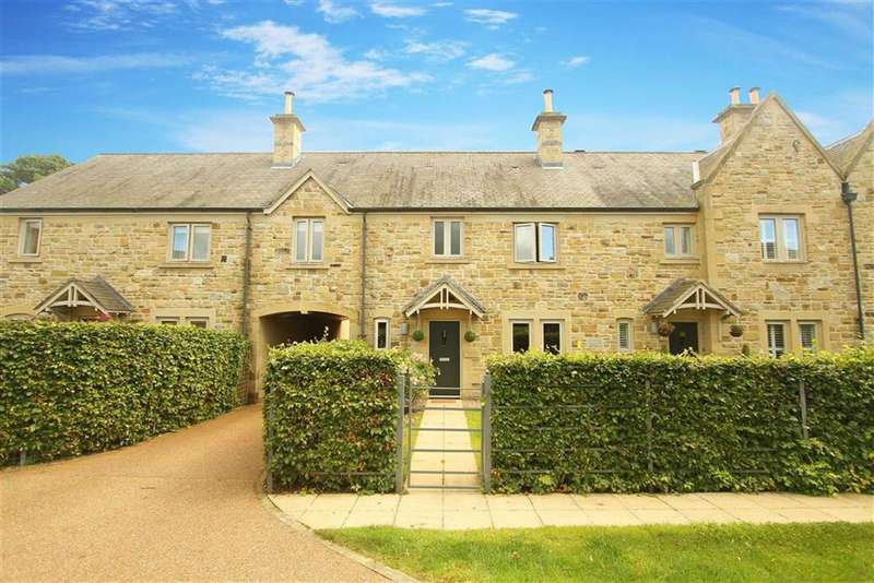 3 Bedrooms Terraced House for sale in Stable Row, Bedlington