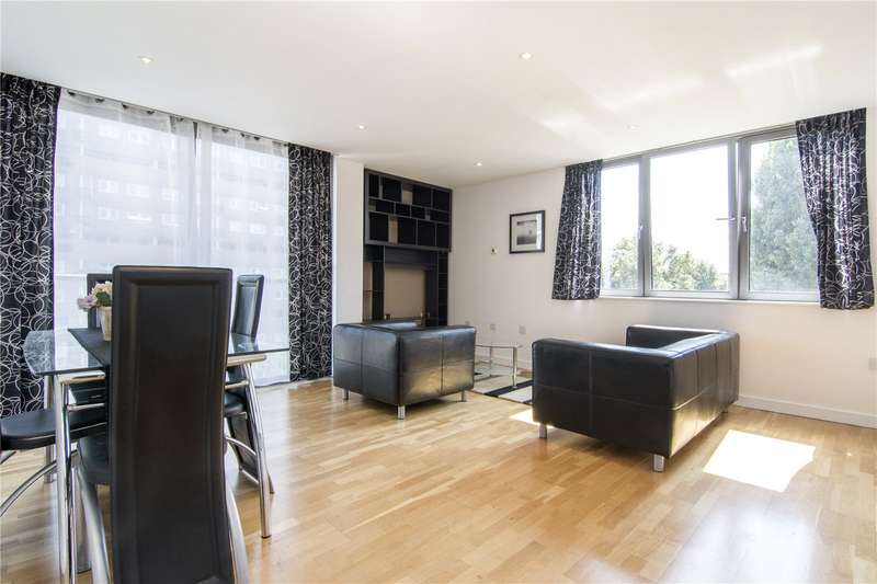 2 Bedrooms Flat for sale in East Ferry Road, London, E14