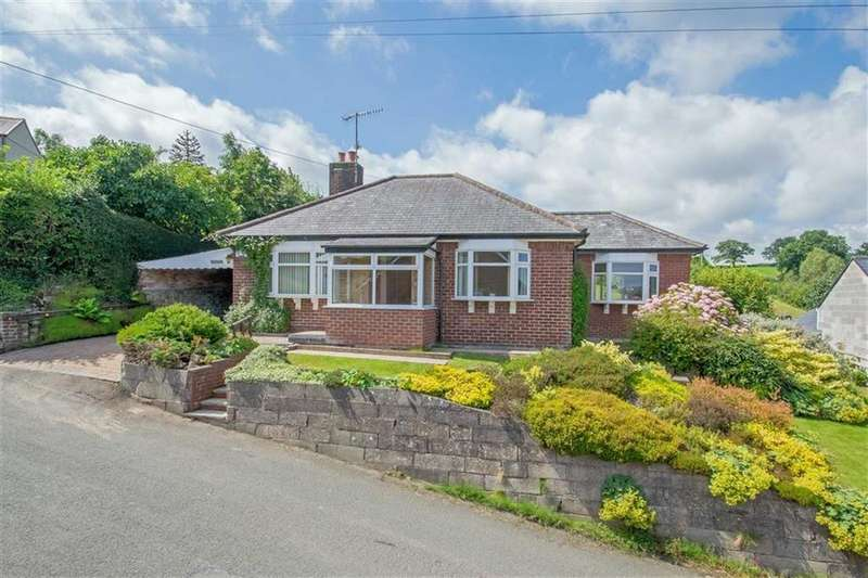 2 Bedrooms Detached Bungalow for sale in Pentre Hill, Flint Mountain, Flint