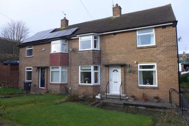 3 Bedrooms Semi Detached House for sale in Sandene Avenue, Huddersfield, HD4