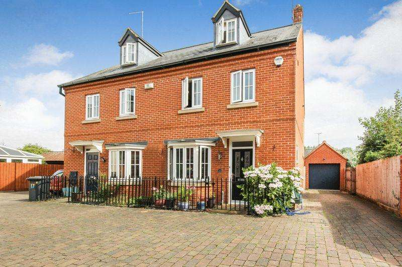 4 Bedrooms Semi Detached House for sale in Trilley Fields, Maulden