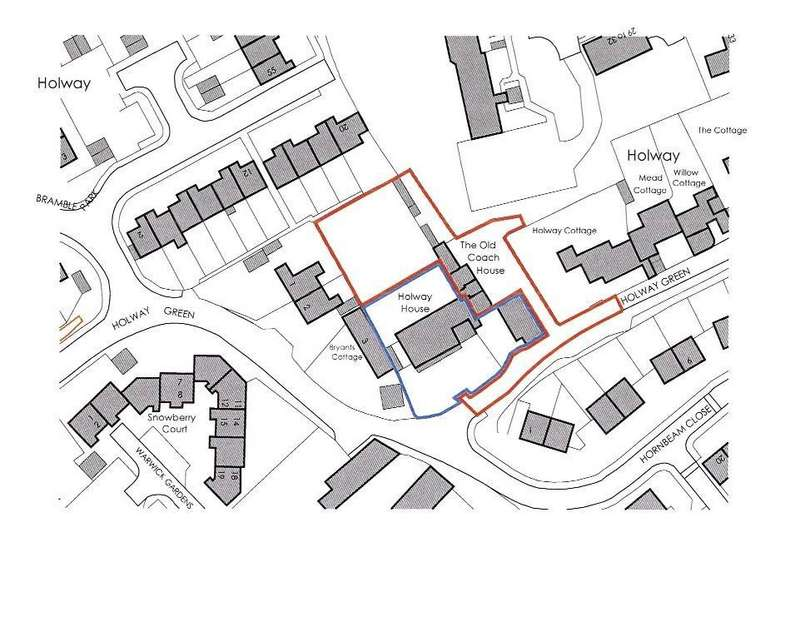 Plot Commercial for sale in Holway Green