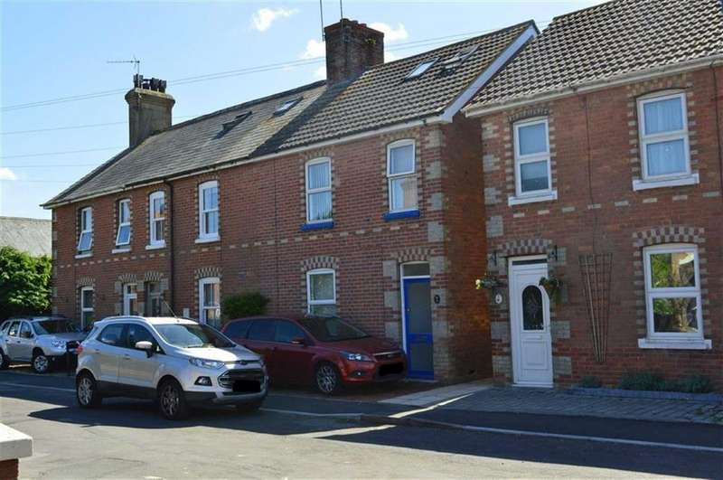 3 Bedrooms End Of Terrace House for sale in St Catherines, Wimborne, Dorset