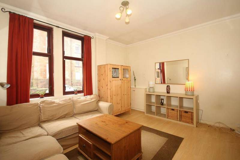 1 Bedroom Ground Flat for sale in 0/2, 58 Shakespeare Street, North Kelvinside, Glasgow, G20 8TJ