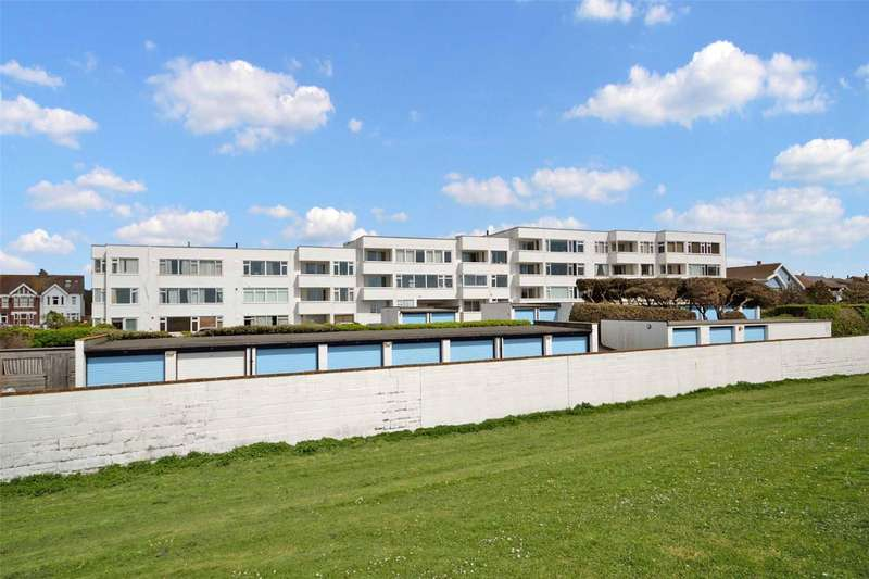 2 Bedrooms Apartment Flat for sale in The Haven, Brighton Road, Lancing, BN15