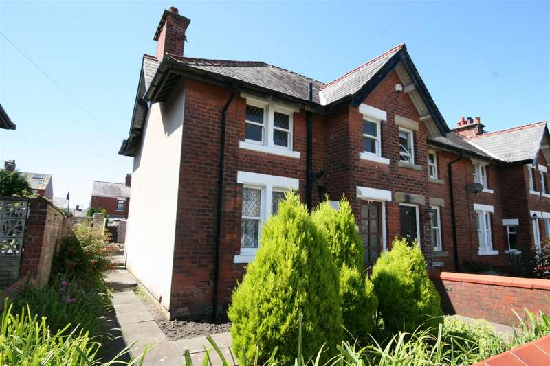 2 Bedrooms Terraced House for sale in Wellington Street, Lytham