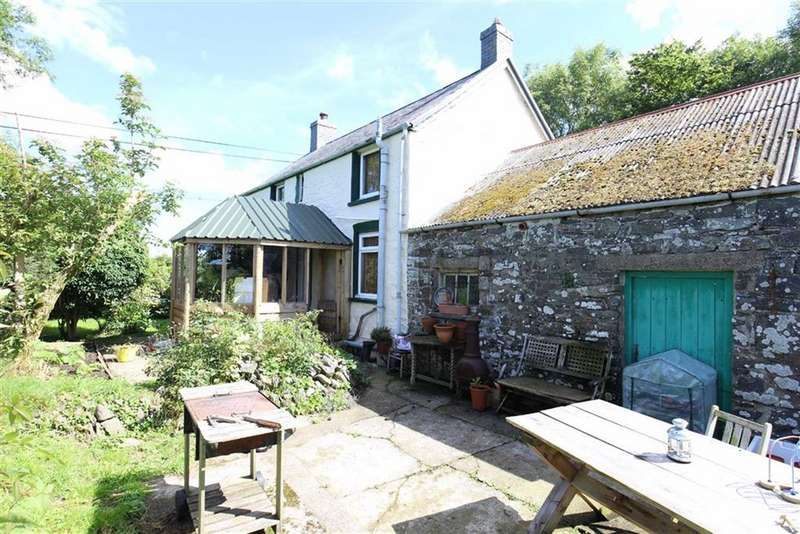 3 Bedrooms Detached House for sale in Llangwyryfon, Ceredigion