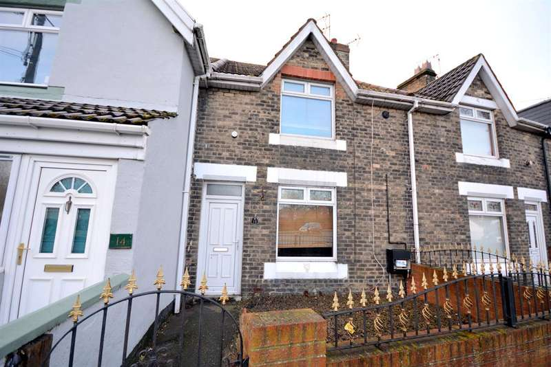 2 Bedrooms Terraced House for sale in Tindale Crescent, Bishop Auckland, DL14 9SX