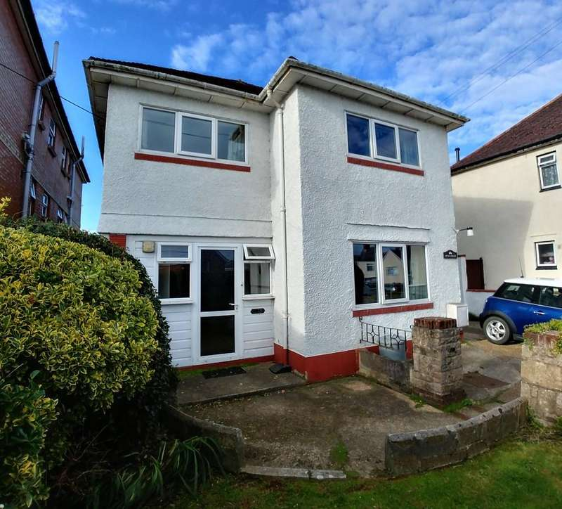 3 Bedrooms Detached House for sale in Tennyson Road, Freshwater