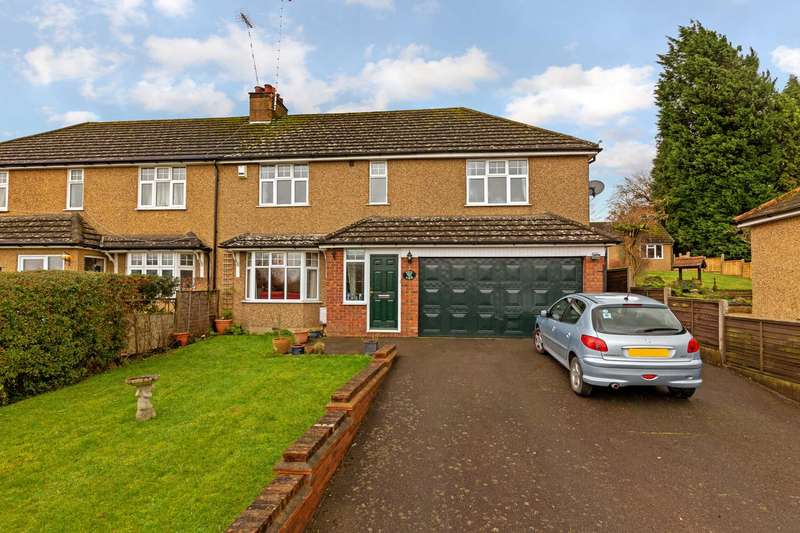 4 Bedrooms Semi Detached House for rent in Browns Spring, Potten End