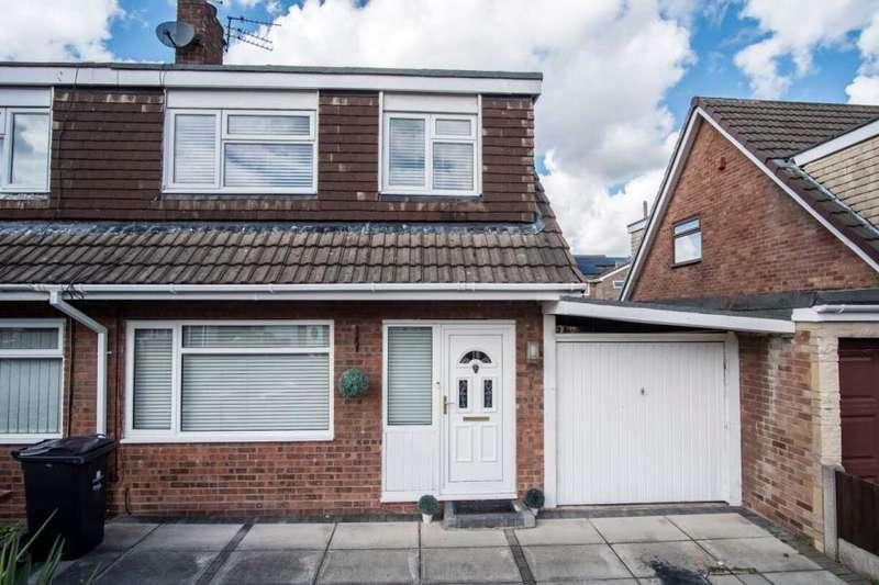 3 Bedrooms Semi Detached House for sale in Helston Avenue, L26