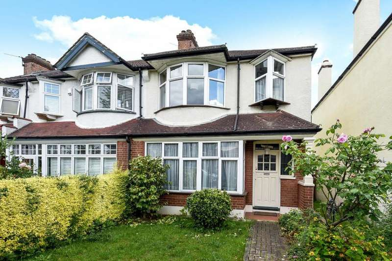 3 Bedrooms End Of Terrace House for sale in Altyre Way, Beckenham