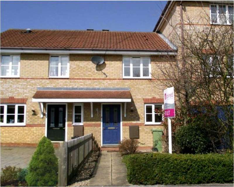 2 Bedrooms Terraced House for rent in Monkston