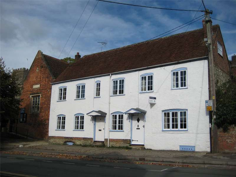 3 Bedrooms Semi Detached House for sale in Church Street, Market Lavington, Devizes, Wiltshire, SN10