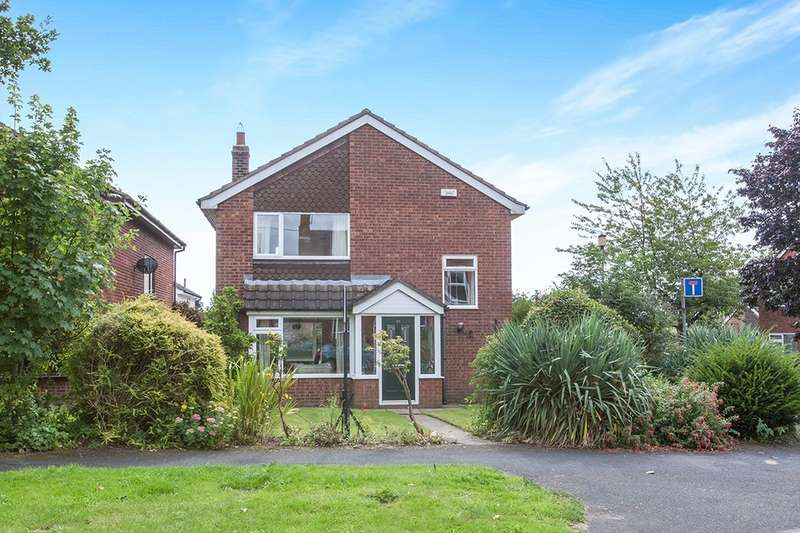 3 Bedrooms Detached House for sale in Cogshall Lane, Comberbach, Northwich, CW9
