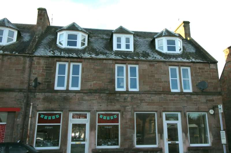 3 Bedrooms Flat for rent in Forbes Building Great North Road, Muir Of Ord, IV6