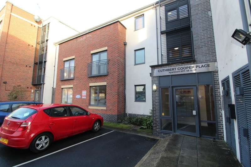2 Bedrooms Flat for rent in Cuthbert Cooper Place, Sheffield, S9