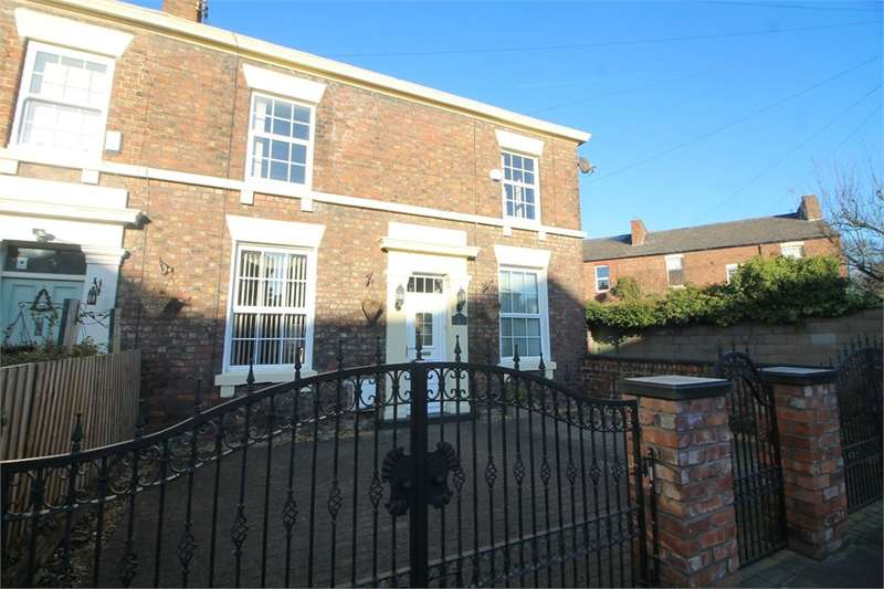4 Bedrooms End Of Terrace House for sale in South View, Waterloo, Merseyside, Merseyside