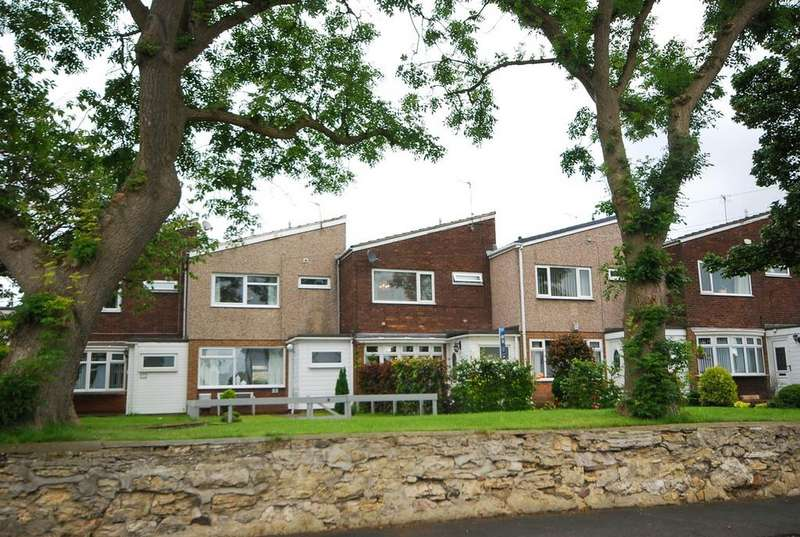 3 Bedrooms Terraced House for sale in The Orchard, East Boldon