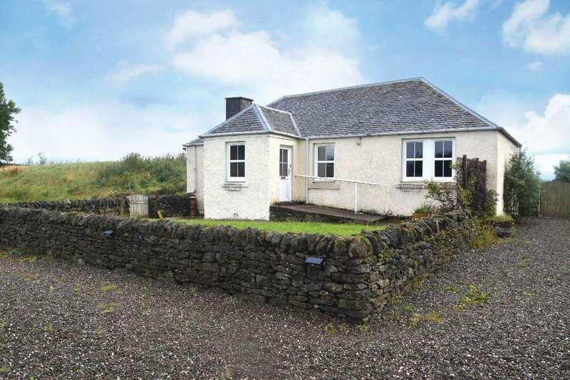 2 Bedrooms Semi Detached Bungalow for rent in Easter Gartfarran Farm, Gartmore, Stirling, FK8 3RY