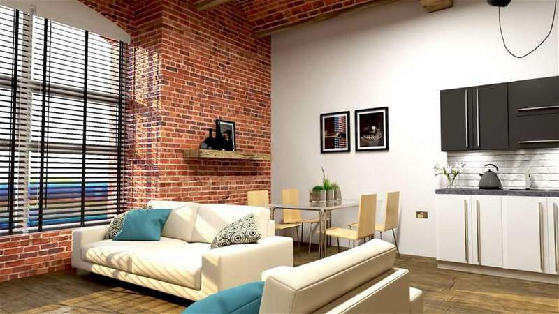 2 Bedrooms Flat for sale in Signature Mill, Lower Vickers Street, Manchester