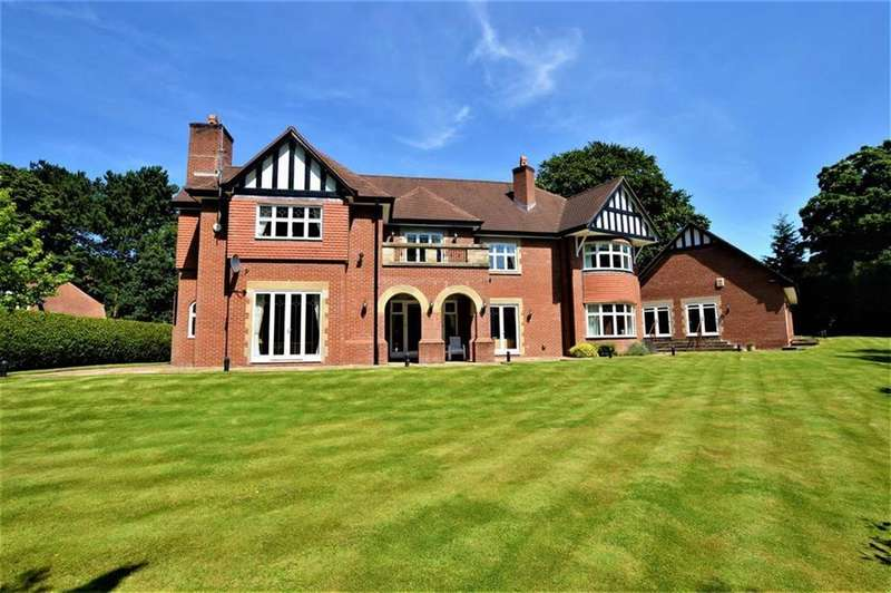 6 Bedrooms Detached House for sale in Devisdale Road, Bowdon, Cheshire, WA14