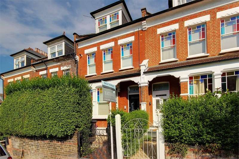 2 Bedrooms Flat for sale in Glebe Road, Crouch End, London