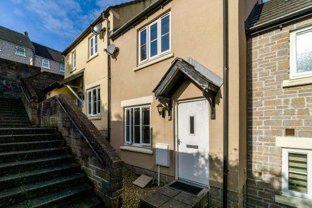 2 Bedrooms Terraced House for sale in The Gallops, Pillmere, Saltash