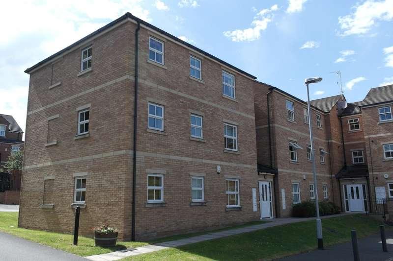 2 Bedrooms Apartment Flat for rent in Broom Mills Road, Farsley, LS28