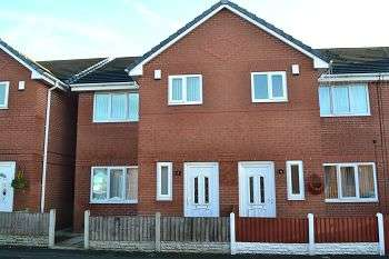 3 Bedrooms Semi Detached House for rent in Anderton Street, Ince, WN2 2BJ