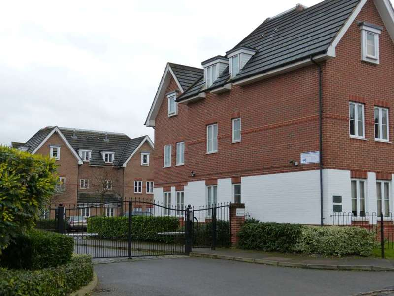 2 Bedrooms Apartment Flat for rent in Tavistock Mews, Lyndsey Avenue, High Wycombe