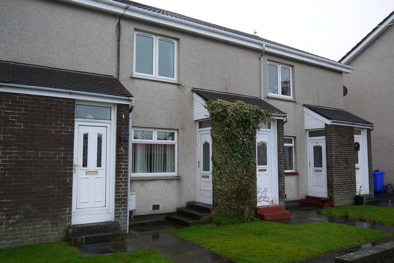 1 Bedroom Ground Flat for sale in Farden Place, Prestwick, KA9