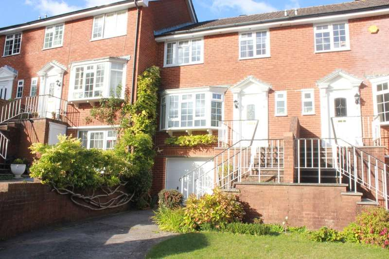 3 Bedrooms Town House for sale in Museum Road, Torquay