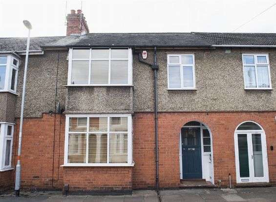 3 Bedrooms Terraced House for sale in Wycliffe Road, Abington, Northampton NN1 5JJ