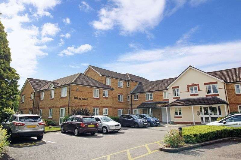 1 Bedroom Property for sale in McLay Court, Cardiff, CF5 3BP