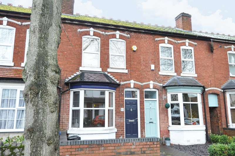 3 Bedrooms Terraced House for sale in Twyning Road, Stirchley, Birmingham, B30
